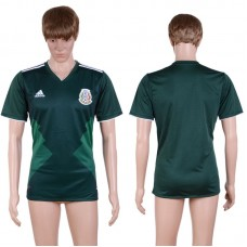2017-2018 National Men Mexico Away Aaa+ Soccer Jersey