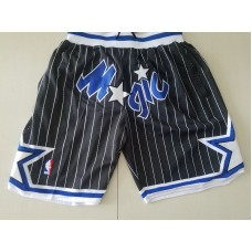 Men 2019 NBA Nike Orlando Magic black shorts
