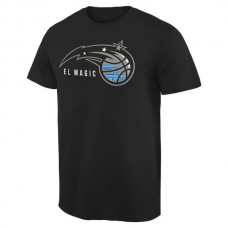 2016 NBA Orlando Magic Noches Enebea T-Shirt - Black